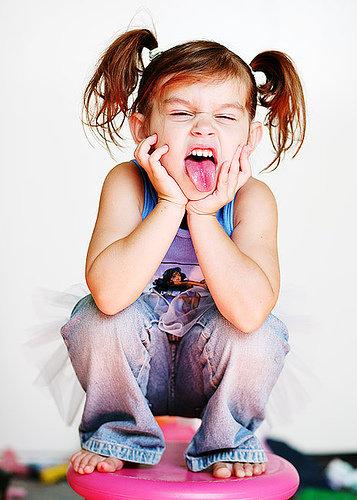 Детский невроз в картинках